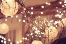 casamento • iluminação