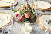 casamento • mesa