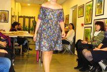 oděv s příběhem / obnošené šaty v novém úhlu pohledu