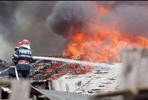 Servicii de pompieri / Servicii pentru situații de urgență sunt: profesioniste, voluntare și private