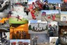 Galerie media / Activități ale pompierilor romani