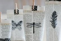 Papierliebe ♥ SELBSTGEMACHTES / Selbstgemachtes, DIY, Papierprojekte