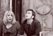 Doctor Who / A big ball of wibbly wobbly... Timey wimey... Stuff.