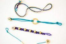 How To: Friendship Bracelets & Necklaces