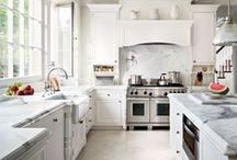 Where I Will Live: Kitchens / by Anett Farkas