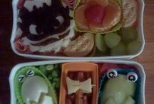 My Bento Creations / Gluten free bento lunches for my young son.