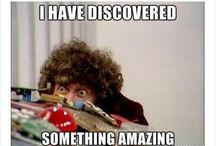 Whovian Stuff / Whovians love Doctor Who! :D