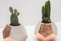 High on homedecoration / Marble, Cactus, Black and white, Geometric, Rosé gold, Wood, Cork
