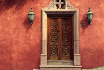 Places: Doors
