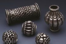 ANCIENT/ANTIQUE METAL BEADS