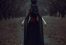 Black/goth