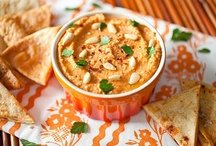 Hummus is yummy! / by Melissa Miller