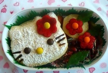 Fun kids lunches :) / by Melissa Miller