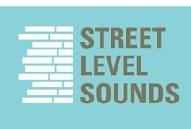 AudioFiles-Street Level Sounds / Music and news don't exist within a bubble. Street Level Sounds collects community-based happenings, local music performances, and unique cultural contributions from throughout western New England. / by New England Public Radio