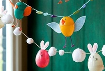Easter bunnies & more! / by Melissa Miller