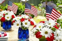 Proud to be an American! / by Melissa Miller
