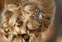 Updo @ Salon Ambiance 714-846-5900 / with monthly education, our stylist are well rounded in the latest updo/style tends