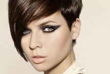 Short hair @ Salon Ambiance 714-846-5900 / highly recommended to come every four weeks for a regular clean up, keeping your pixie vigor and fresh