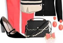 accesorize @ Salon Ambiance 714-846-5900 / Handbags, shoes, and jewelry. . .  Oh my!
