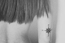tattoo etc. / Tetování a inspirace, kresby, malby --- tattoo and inspo, drawing, painting