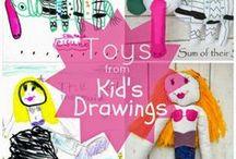 Softies / Knuffels / Cuddly Toy / Stoffen knuffels