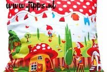 Leuke naaicreaties  / Allemaal leuke dingen genaaid van de stofjes van www.jipps.nl