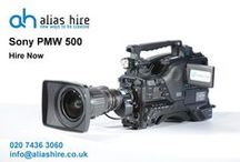 What you can Hire from Alias / Check out the kit you can hire now from Alias Hire