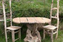 Stoličky a stoliky
