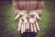 Missions & YWAM / Go Means Go. Get out into all the world, preach the gospel, and make disciples of all nations.