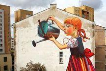 Street Art / For the love of street art and urban creativity.