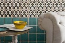 Moteef is INSPIRED | tiles / We are inspired by decorative tiles from the Middle East, Africa and Mexico and around the globe.