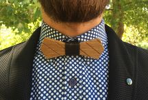 MsBowties / Wooden BowTies Msholz