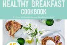 IQS | Healthy Breakfast eBook / In a world full of processed, sugar-laden cereals, it's easy to consume your entire day's quota of sugar before 8am. So we decided to change the way breakfast is done and give you clever, fun and tasty brekkie solutions for every day. Get yours here: bit.ly/IQSBrekkie_