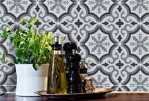 Cement tiles obsesion