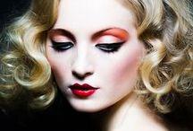 Fashion Makeup / Special occasion makeup looks, Salon Oriana Portfolio and tips/inspiration for fearless, fashion forward makeup afficionados.