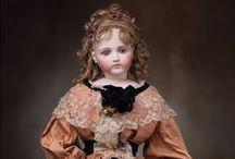 Fashion dolls. Jumeau Emile