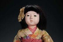 Antique Dolls - Japan - Ichimazu