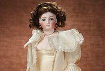 Fashion dolls. Radiquet and Cordonnier