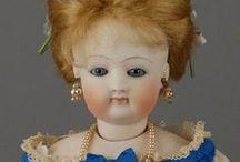 Fashion dolls. German