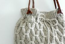 Crochet/knitted