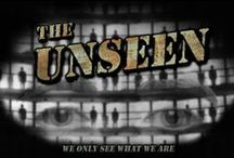 The Unseen / Imprisoned by a totalitarian regime and mercilessly tortured for unknown crimes, Wallace and Valdez live without hope of escape or release. When an enigmatic new prisoner arrives and begins communicating in code, both men develop new relationships to each other, their captors, and themselves. A darkly humorous examination of faith in an uncertain world, with shades of Samuel Beckett, Tom Stoppard, and David Mamet, The Unseen is a stirring exploration of issues both timely and timeless.