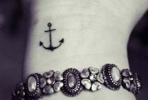 Tattoos  / I'm in love with tattoos! I don't have one, but maybe some day <3