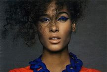 Cindy Bruna : Models  / Model from France. Wihelmina Ny, Elite London, Metropolitan Paris
