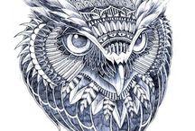 Tattoos / Собираю понравившиеся татуировки для того что бы выбрать эскиз для себя