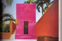 Mexican Colour Houses