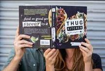 Thug Kitchen / Inspired by the official Thug Kitchen Cookbook, dropping October 2014.