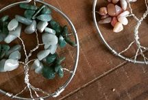 Creations / DIY jewelry, crochet, knitting
