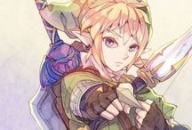 The legend of zelda ♥
