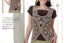 Crochet ideas: tops / Crochet ideas: tops