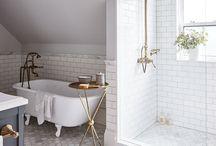 H O M E: bathroom.